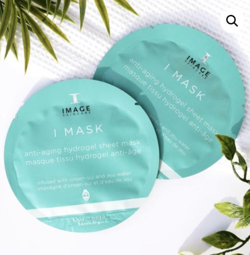 Image Skincare sheet masks