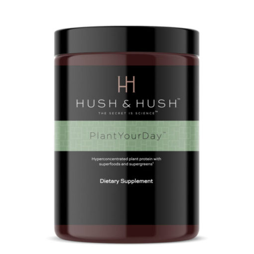HUSH & HUSH PlantYourDay