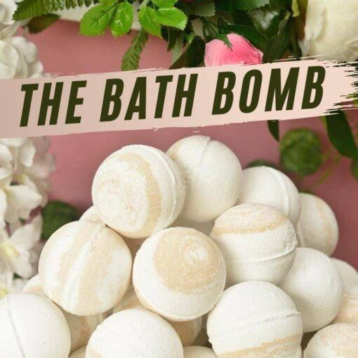 Lusso Tan Bath bombs