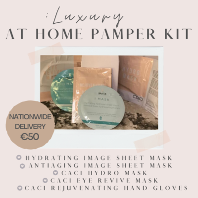 Pampering kit