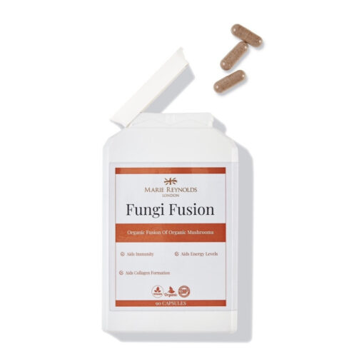 Marie Reynolds Fungi Fusion Supplements at Pauline Cawley Front