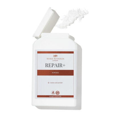 Marie Reynolds Repair+ Powder Supplement at Pauline Cawley Front