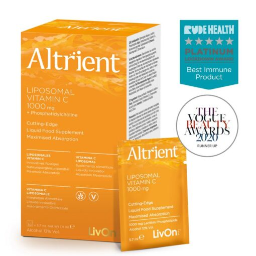Altrient C Supplements at Pauline Cawley Ireland